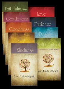 Nine Fruits of the Spirit Complete Set