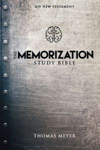 The Memorization Study Bible (Download)