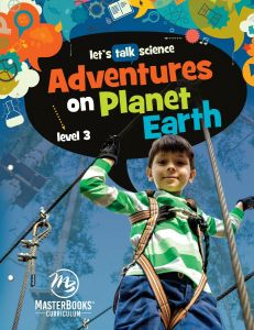 Adventures on Planet Earth: Level 3 (Download)