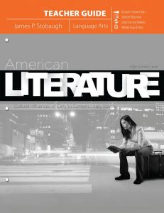 American Literature (Teacher Guide)