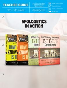 Apologetics in Action (Teacher Guide)