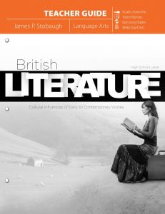 British Literature (Teacher Guide)