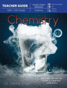Master's Class High School Chemistry (Teacher Guide - Download)
