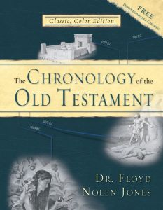 Chronology of the Old Testament (Download)