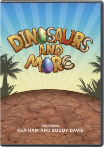 Dinosaurs and More (DVD)