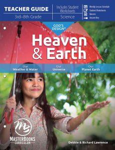 God's Design for Heaven & Earth (Teacher Guide - MB Edition)