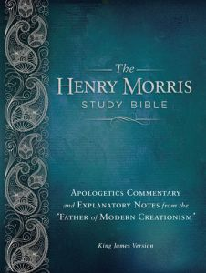 The Henry Morris Study Bible (Casebound)
