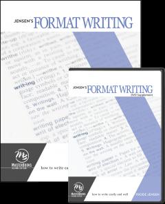 Jensen's Format Writing Bundle