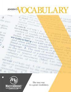 Jensen's Vocabulary (Download)