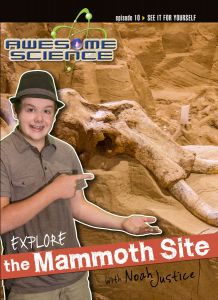 Explore the Mammoth Site with Noah Justice