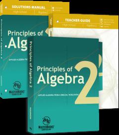 Principles of Algebra 2 (Curriculum Pack)