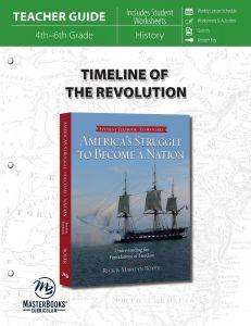 Timeline of the Revolution (Teacher Guide - Download)