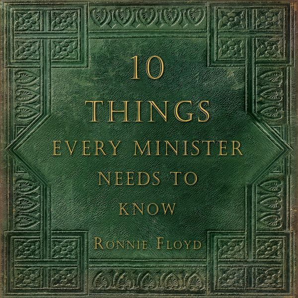 10 Things Every Minister Needs to Know (MP3 Audiobook Download)
