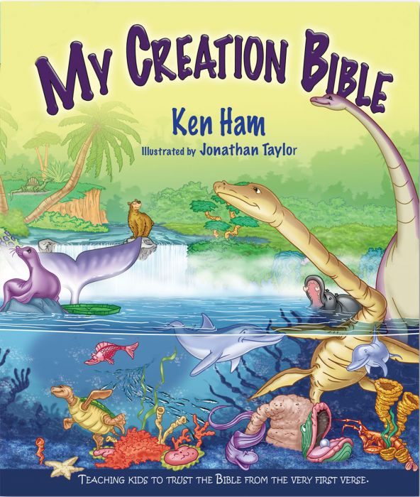 My Creation Bible (Download)