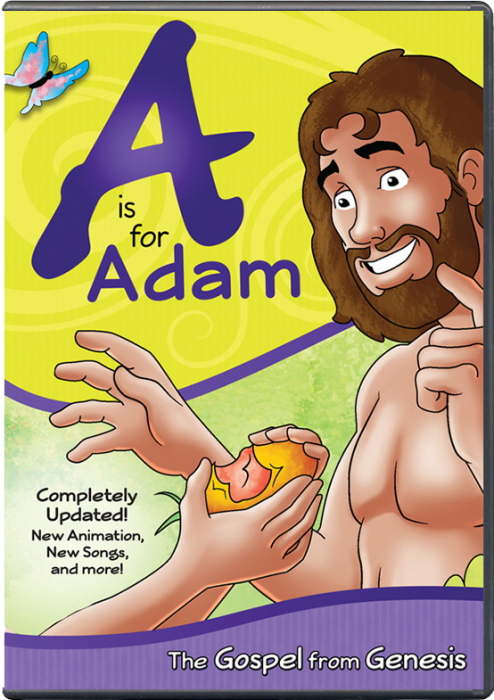 A is for Adam (DVD)