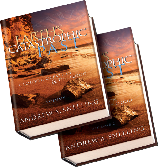 Earth's Catastrophic Past: Volume 1 & 2 (Download)