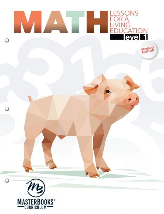 Math Lessons for a Living Education: Level 1
