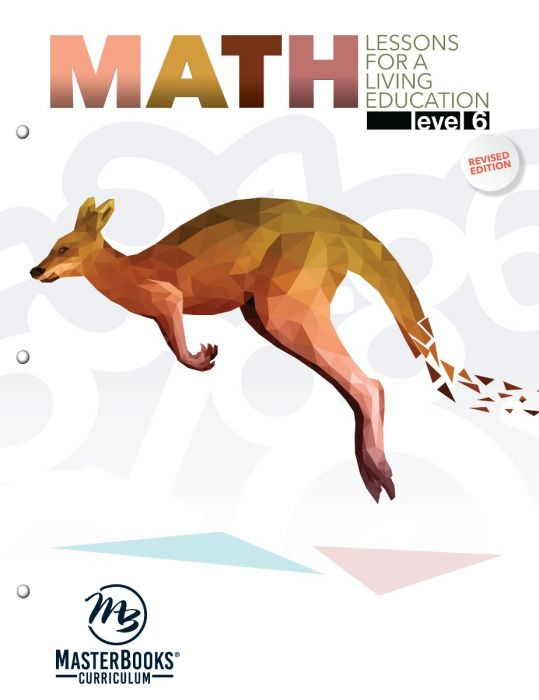 Math Lessons for a Living Education: Level 6 (Student - Download)