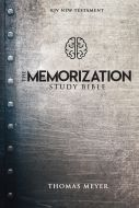 The Memorization Study Bible
