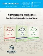 Comparative Religions (Teacher Guide)