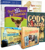 Elementary Zoology (Revised - Curriculum Pack)