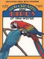 God Created the Birds of the World