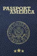 Extra Passport to America Booklet and Sticker Sheet
