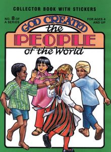 God Created the People of the World