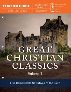 Great Christian Classics: Volume 1 (Teacher Guide - Download)