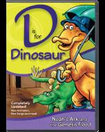 D is for Dinosaur (DVD)