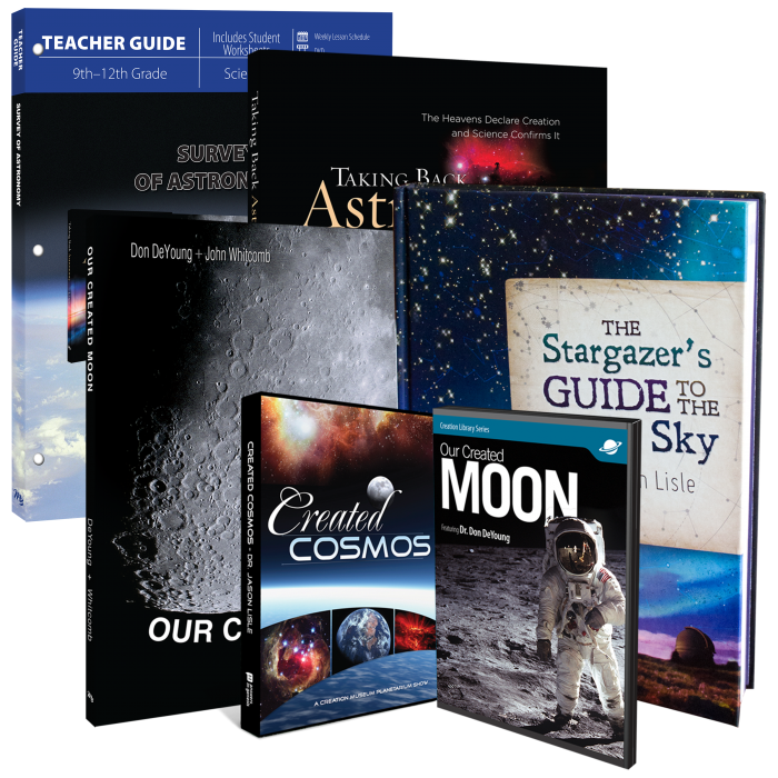 Survey of Astronomy (Curriculum Pack)
