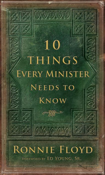 10 Things Every Minister Needs to Know (Download)
