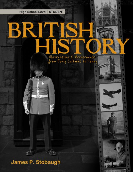 British History (Student Book - Download)