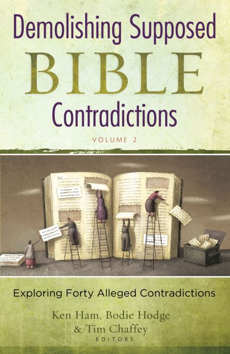 Demolishing Contradictions: Volume 2 (Download)