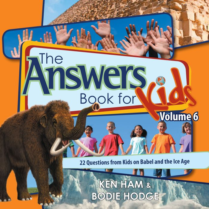 The Answers Book for Kids 6 (Download)