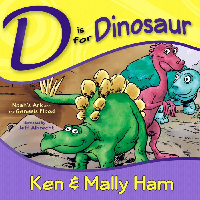 D is for Dinosaur (Download)