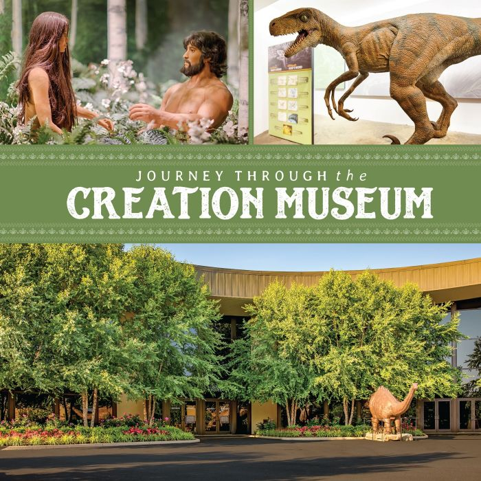 Journey Through the Creation Museum (Download)