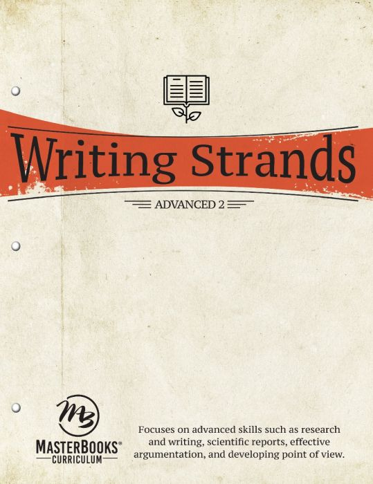 Writing Strands: Advanced 2