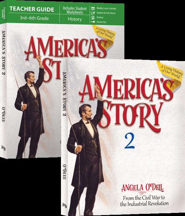 America's Story 2 Set