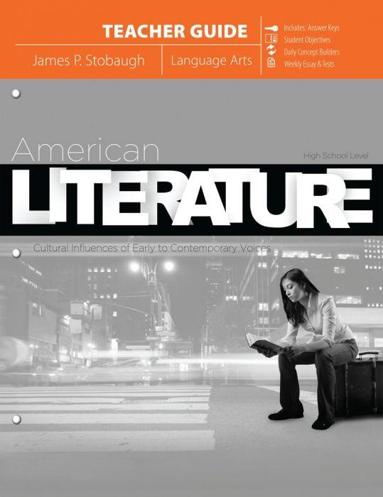 American Literature (Teacher Guide - Download)