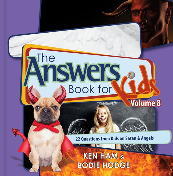 The Answers Book for Kids 8