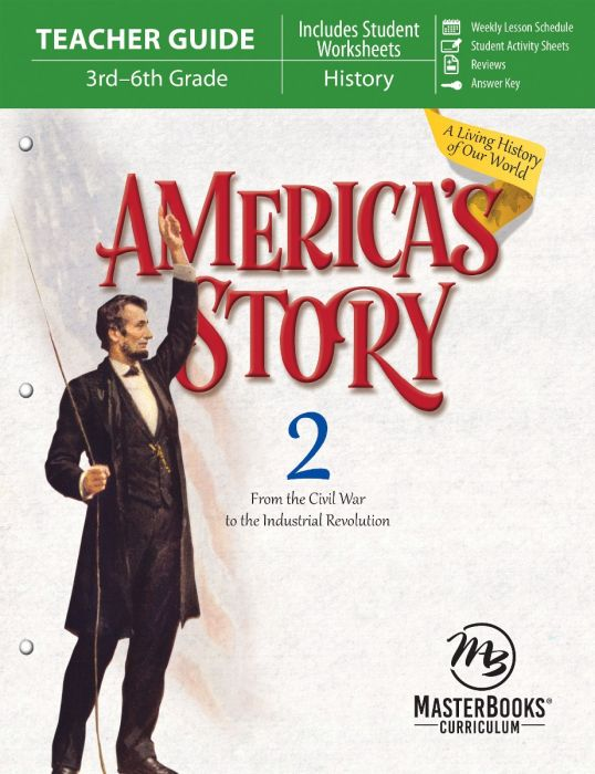 America's Story 2 (Teacher Guide)