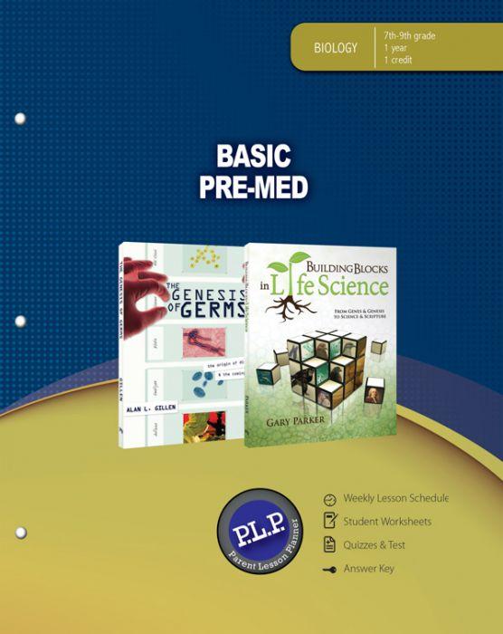 PLP: Basic Pre-Med (Download)