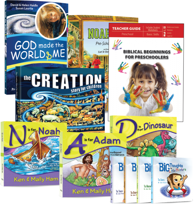 Biblical Beginnings for Preschool Essentials