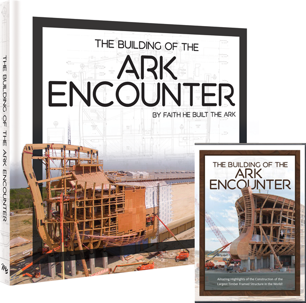 Building of the Ark Encounter Set