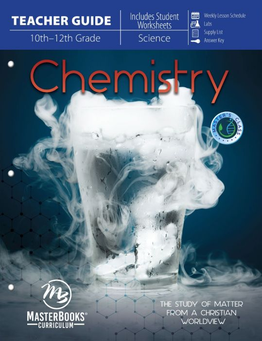 Master's Class High School Chemistry (Teacher Guide)