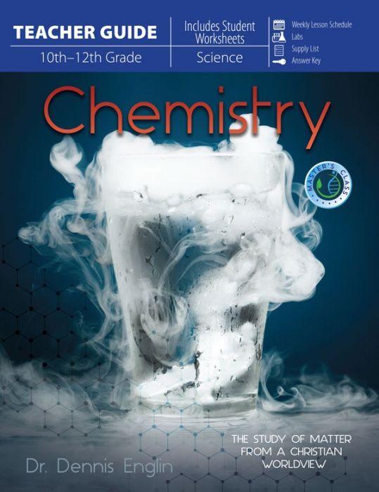 Master's Class High School Chemistry (Teacher Guide)