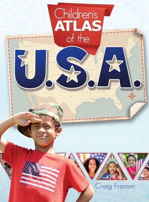 Children's Atlas of the U.S.A.
