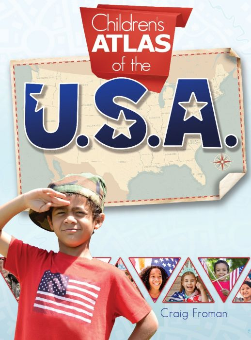 Children's Atlas of the U.S.A. (Download)
