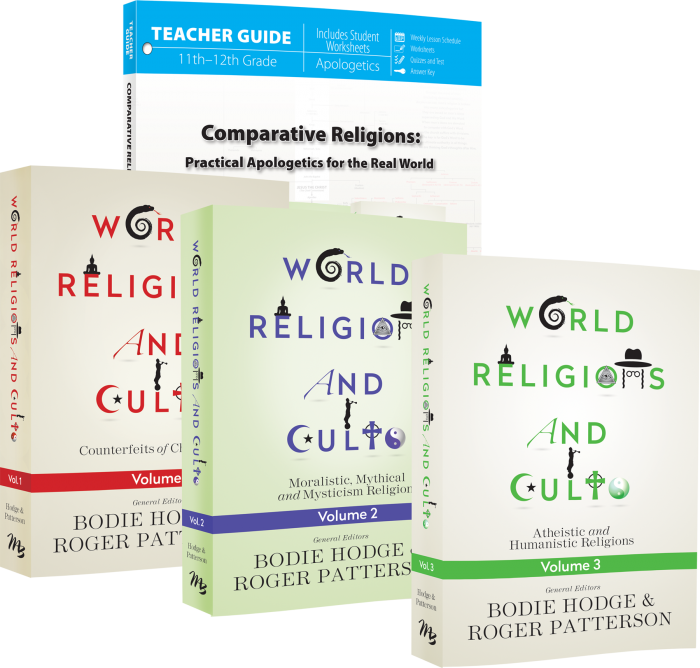 Comparative Religions (Curriculum Pack)